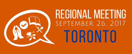 Toronto September Regional Meeting