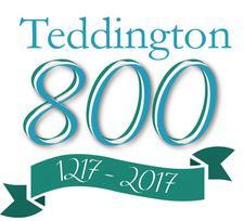 Teddington 800 logo