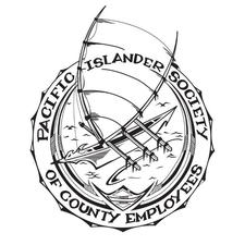 Pacific Islander Society of County Employees logo