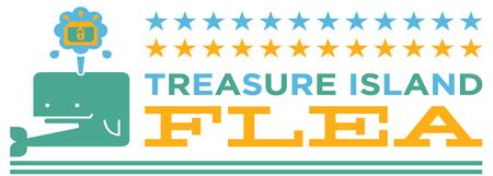 Treasure Island Flea ADMISSION ONLY October 26-27