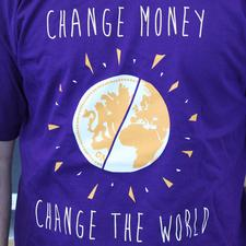 Positive Money - London Action logo