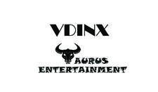 VDINX Designs & Taurus Entertainment logo