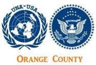 United Nations Association, Orange County Chapter logo