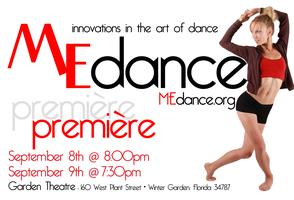 Première - ME Dance, Inc. SATURDAY NIGHT