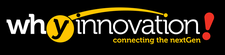 why innovation! logo