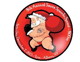 8th Annual Santa Speedo Sprint