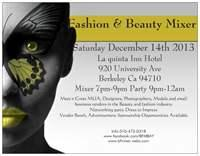 Fashion & Beauty Mixer