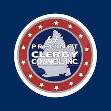 The GodSquad: 67th Precinct Clergy Council logo