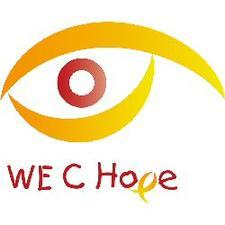 World Eye Cancer Hope (WE C Hope) logo