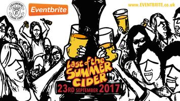 Last of the Summer Cider 2015 - One Day Music & Cider...