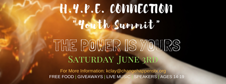 HYPE Connection: The Power Is Yours