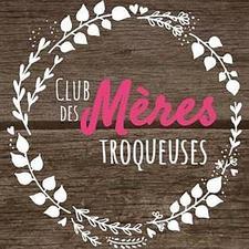 Club des Mères Troqueuses | Friperie d'échange mobile  logo