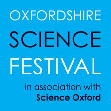 Oxfordshire Science Festival logo