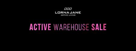 Lorna Jane San Francisco Warehouse Sale