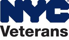 The New York City Department of Veterans' Services logo