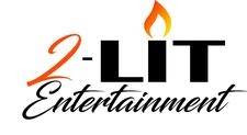 2-LIT Entertainment logo