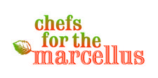 Chefs for the Marcellus logo