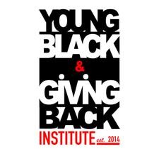Young, Black & Giving Back Institute  logo