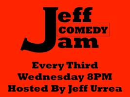 "Ventura Harbor Comedy Club: ""Jeff Comedy Jam"" Guest List"