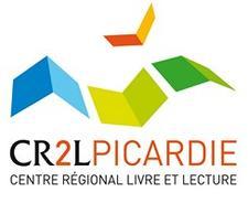 Centre régional Livre et Lecture en Picardie (CR2L Picardie) logo