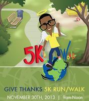 Kile's World Give Thanks 5K Run/Walk