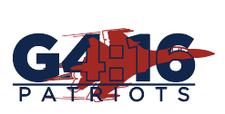 G416 Patriots logo