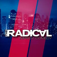 The Radical - Improv Comedy logo