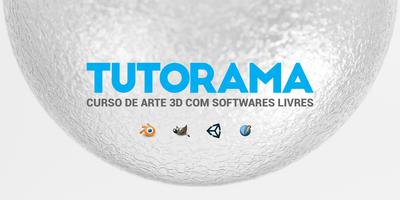 CURSO DE ARTE 3D COM SOFTWARES LIVRES