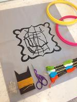 XO Stitch Club Embroidery Workshop: June