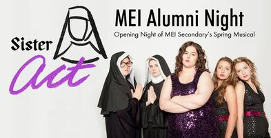 "MEI Alumni Night at ""Sister Act"""