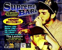 Supreme BARs: The Ultimate MC & Producer Tournament