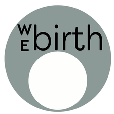 We Birth logo