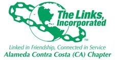 Alameda Contra Costa Chapter of The Links Incorporated logo