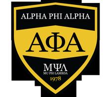 Alpha Phi Alpha Fraternity, Inc. - Mu Psi Lambda Chapter logo