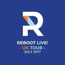 Reboot Live UK Tour 2017 logo