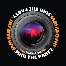 Find The Party Inc *Johnny Cash* logo