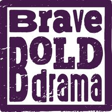 Brave Bold Drama logo