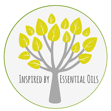 Rob & Nathalie Tovell, The Inspired By Essential Oils Team logo
