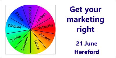 Get your marketing right - Hereford