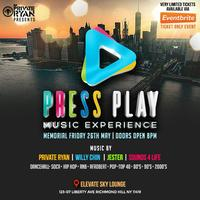 DJ Private Ryan Presents - PRESS PLAY - A Diverse...