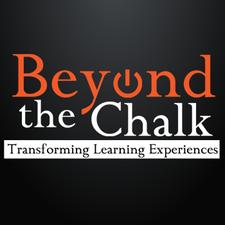 Beyond The Chalk logo
