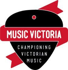 Music Victoria logo