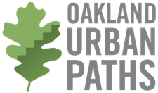 Oakland Urban Paths logo