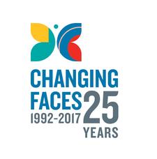 Changing Faces  logo