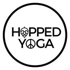 Hopped Yoga logo