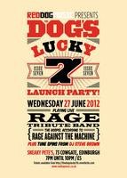 Red Dog Music Presents... The Dog's Lucky 7th
