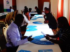 Stanchart Graduate Program Workshop