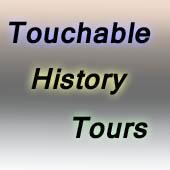 Touchable History Tours  logo