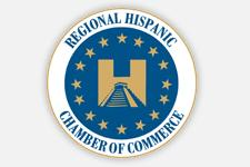 Regional Hispanic Chamber of Commerce  logo