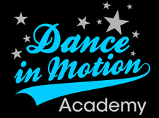 Dance in Motion Academy  logo